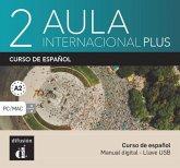 Aula internacional Plus - Llave USB con libro digital, USB-Stick. Vol.2