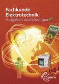 Fachkunde Elektrotechnik, Aufgaben und Lösungen