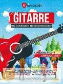 Die schönsten Weihnachtslieder kinderleicht arrangiert, für Gitarre