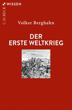 Der Erste Weltkrieg (eBook, ePUB) - Berghahn, Volker