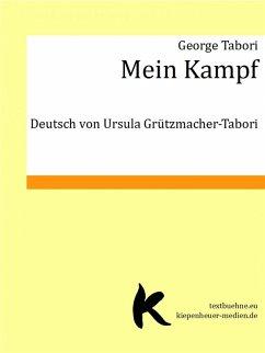 Mein Kampf (eBook, ePUB) - Tabori, George