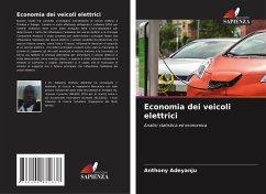 Economia dei veicoli elettrici - Adeyanju, Anthony