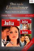 Drei reiche Ehemänner - Playboys finden die große Liebe (3-teilige Serie) (eBook, ePUB)