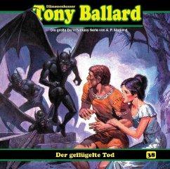 Tony Ballard - Der geflügelte Tod, 1 Audio-CD - Morland, A. F.