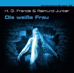 DreamLand Grusel - Die weiße Frau, 1 Audio-CD - Francis, H. G.; Junker, Raimund