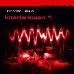 DreamLand Grusel - Interferenzen, 1 Audio-CD - Gailus, Christian