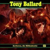 Tony Ballard - Zeberus, die Höllenbestie, 1 Audio-CD