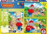 Im Zoo (Kinderpuzzle)