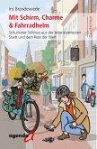 Mit Schirm, Charme & Fahrradhelm