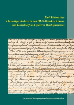 Emil Hutmacher (eBook, ePUB)