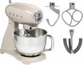 SMEG Küchenmaschine SMF03 creme
