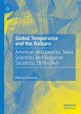 Global Temperance and the Balkans (eBook, PDF)