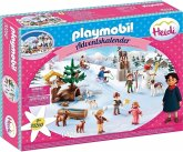 "PLAYMOBIL® 70260 Adventskalender ""Heidis Winterwelt"""