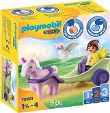 PLAYMOBIL® 70401 Einhornkutsche mit Fee