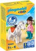 PLAYMOBIL® 70404 Reiterin mit Pferd