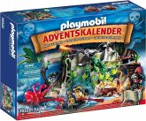 "PLAYMOBIL® 70322 Adventskalender ""Schatzsuche in der Piratenbucht"""
