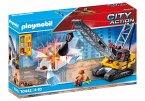 PLAYMOBIL® 70442 Seilbagger mit Bauteil