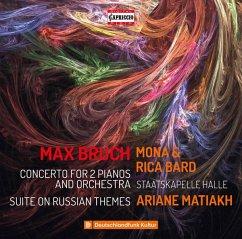 Konzert Für Zwei Klaviere Und Orchester,Op.88a - Bard,Mona/Bard,Rica/Matiakh/Staatskapelle Halle