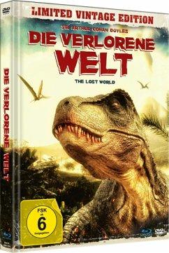 Die verlorene Welt-The Lost World Limited Mediabook Edition Uncut