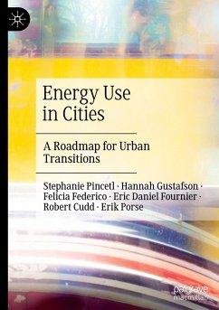 Energy Use in Cities - Pincetl, Stephanie; Gustafson, Hannah; Federico, Felicia