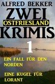 Zwei Ostfriesland Krimis 1