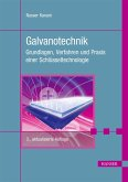 Galvanotechnik (eBook, PDF)
