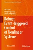 Robust Event-Triggered Control of Nonlinear Systems (eBook, PDF)