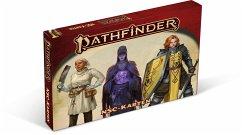 Pathfinder Chronicles, Zweite Edition, Nichtspielercharaktere-Karten