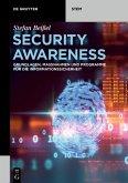 Security Awareness (eBook, PDF)