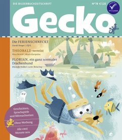 Gecko Kinderzeitschrift Band 78 - Haikal, Mustafa; Herget, Gundi; Petrick, Nina