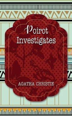 Poirot Investigates - Christie, Agatha
