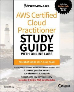Aws Certified Cloud Practitioner Study Guide with Online Labs: Foundational (Clf-C01) Exam - Piper, Ben;Clinton, David