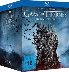 Game of Thrones - Die komplette Serie Gesamtedition - Keine Informationen