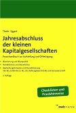 Jahresabschluss der kleinen Kapitalgesellschaften (eBook, PDF)