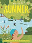Forest Club Summer: A Season of Activities, Crafts, and Exploring Nature