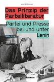 Das Prinzip der Parteiliteratur (eBook, PDF)