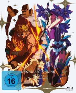 Sword Art Online: Alicization - War of Underworld - Staffel 3 - Vol. 2