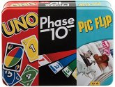 Kartenspiel-Klassiker in Metalldose (Spielesammlung)