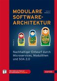 Modulare Softwarearchitektur (eBook, ePUB)