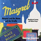 Maigret und der Mann auf der Straße (MP3-Download)