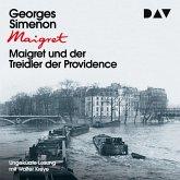 Maigret und der Treidler der Providence (MP3-Download)