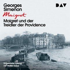 Maigret und der Treidler der Providence (MP3-Download) - Simenon, Georges