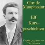 Guy de Maupassant: Elf Kurzgeschichten (MP3-Download)