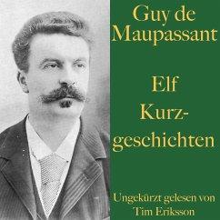 Guy de Maupassant: Elf Kurzgeschichten (MP3-Download) - de Maupassant, Guy