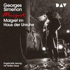 Maigret im Haus der Unruhe (MP3-Download)