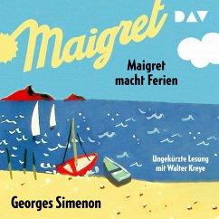 Maigret macht Ferien (MP3-Download) - Simenon, Georges