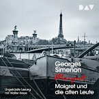 Maigret und die alten Leute (MP3-Download)