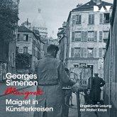Maigret in Künstlerkreisen (MP3-Download)