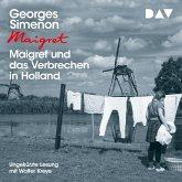 Maigret und das Verbrechen in Holland (MP3-Download)