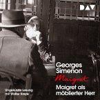 Maigret als möblierter Herr (MP3-Download)